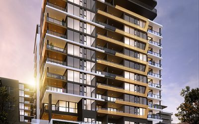 STAC secures Construction Funding with favourable FIRB terms for high-rise apartment project